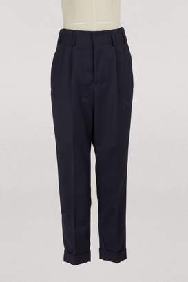 Ami Straight trousers