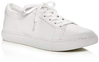 Kenneth Cole Kam Pride Lace Up Sneakers $120 thestylecure.com