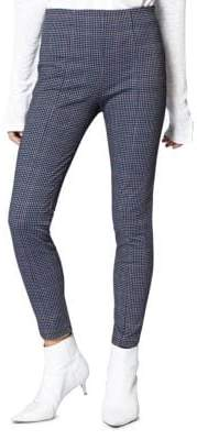 Sanctuary Plaid Cropped Pants