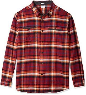 Columbia Men's Deschutes River Big & Tall Woven Long Sleeve Shirt