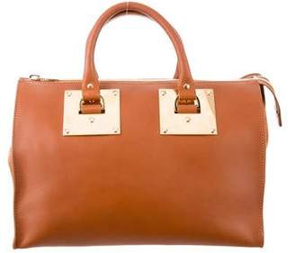 Sophie Hulme Albion Box Bag