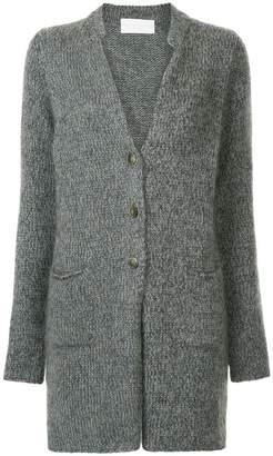 Fabiana Filippi long knitted cardigan