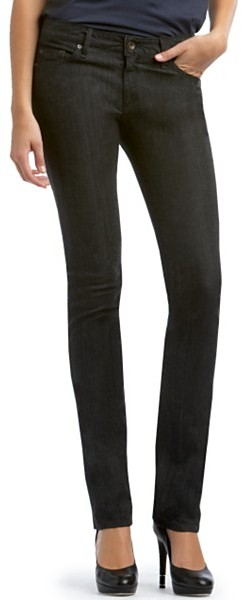 Rag & Bone Skinny Jean, Black Wash