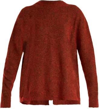 Ellery Tambourine mohair-blend sweater
