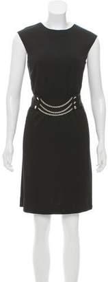 Milly Sleeveless Knit Dress