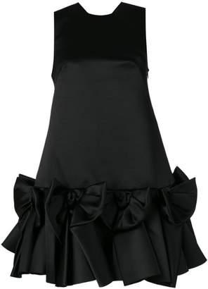 Viktor&Rolf Soir Bow Volant mini dress