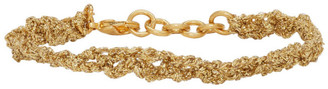 Gold Angel Bracelet