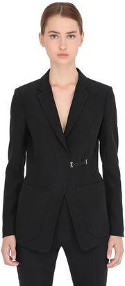 Silk Blend Jacket $1,997 thestylecure.com