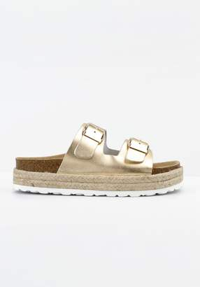 Hush Woodstock Sandals