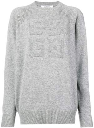 Givenchy cashmere logo sweater