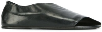 Marsèll cut-off detailing loafers