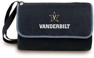Picnic Time Vanderbilt Commodores Blanket Tote