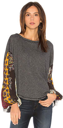 Free People Blossom Thermal Sweater