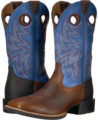 Ariat Heritage Cowhorse Cowboy Boots