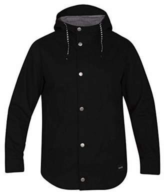 Hurley Men's Mac A Cotton Jacket