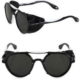 Givenchy 50MM Rounded Google Frames