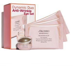 ShiseidoShiseido Dynamic Duo Anti-Wrinkle Eye Set