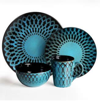 American Atelier Sicily Blue 16PC Set