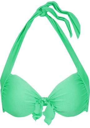 Seafolly Knotted Halterneck Bikini Top