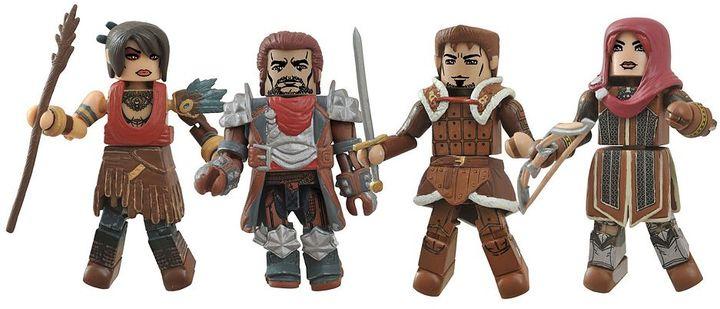 Diamond select toys Dragon Age Minimates Box Set by Diamond Select Toys