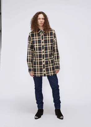 Calvin Klein Glen Plaid Check Shirt