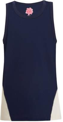 Y-3 Y 3 X James Harden Jersey Tank Top - Mens - Navy