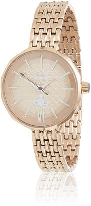 Vivienne Westwood Edgeware Watch Gold