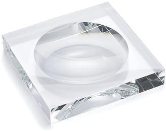 "Ralph Lauren Home 7"" Waugh Trinket Dish - Clear"