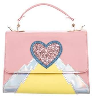 Sophie Hulme Medium Parker Bag Pink Medium Parker Bag