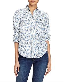 Polo Ralph Lauren Long Sleeve Boy Shirt