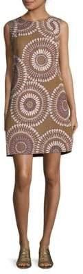 Lafayette 148 New York Vilma Printed Shift Dress