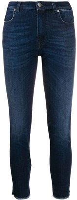 PT05 cropped skinny jeans