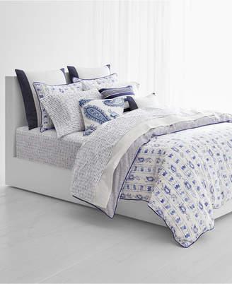 Lauren Ralph Lauren Nora 3-Pc. King Duvet Cover Set Bedding