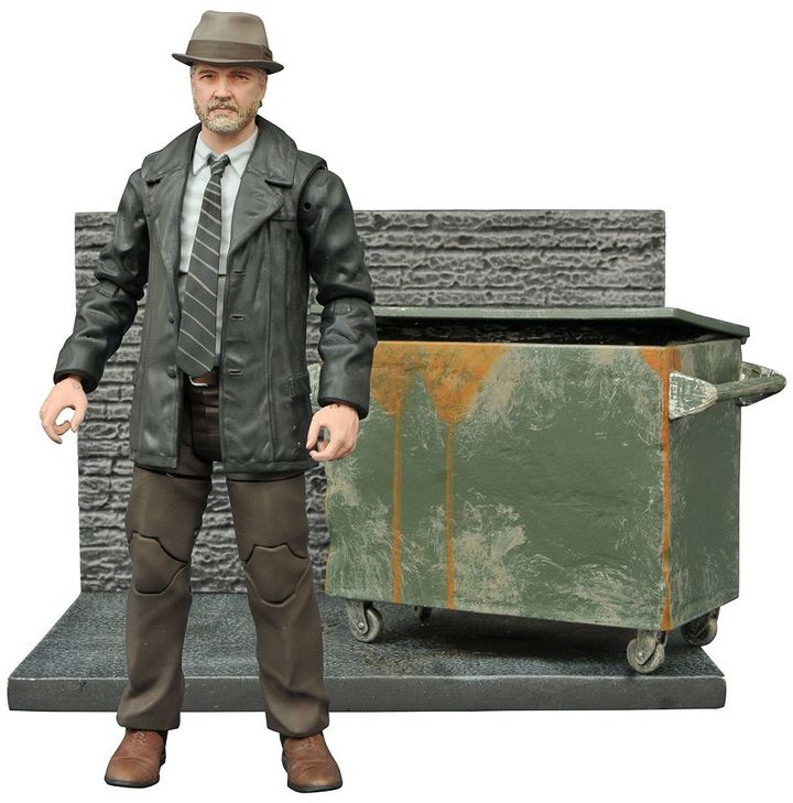 Diamond select toys Gotham Select Bullock Action Figure by Diamond Select Toys