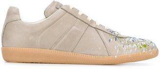 Maison Margiela 'Replica' sneakers $595 thestylecure.com