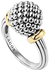 Lagos Caviar Forever Medium Dome Ring