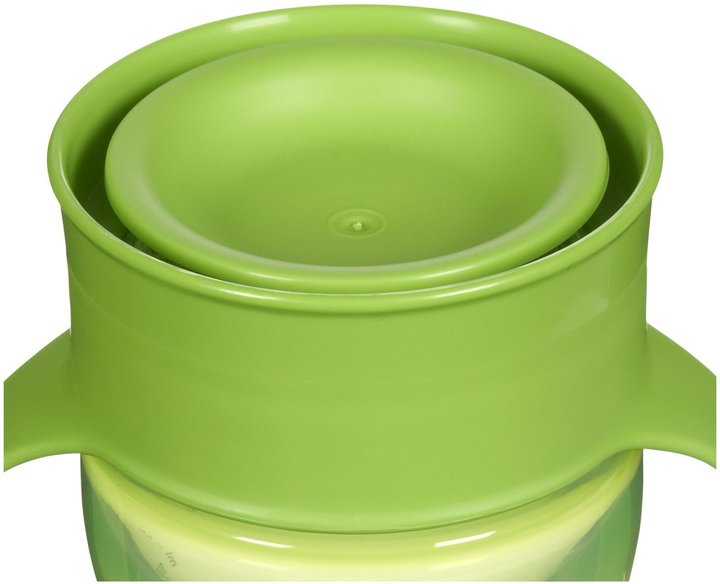 Avent Naturally Natural Cup - Green - 9 oz