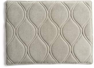 Town And Country Town and Country Elements Quick Dry Memory Foam Bath Rug