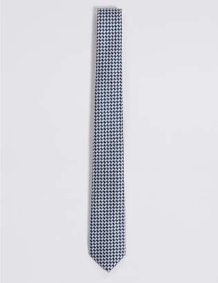 Marks and Spencer Brick Geometric Tie