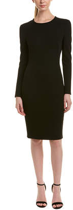 Black Halo Sheath Dress