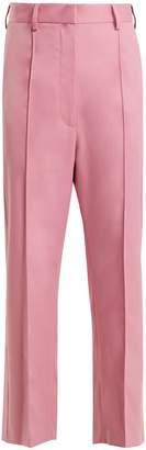 MM6 MAISON MARGIELA Crepe trousers