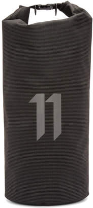 11 By Boris Bidjan Saberi Black X-Plorer Backpack