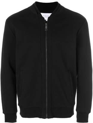 Les Benjamins front zip sweatshirt