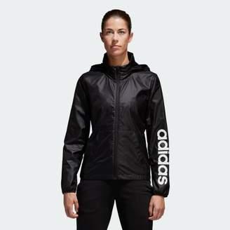 adidas (アディダス) - W リニアウインドブレーカージャケット