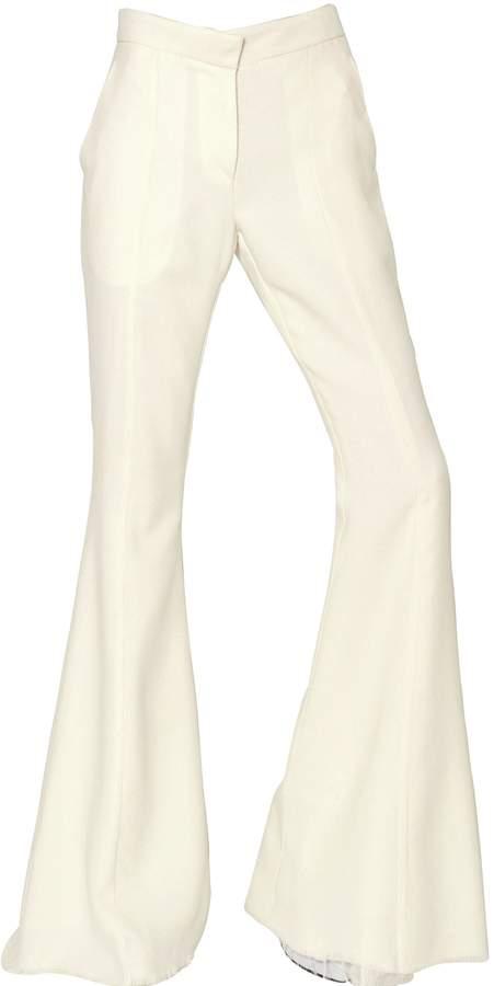 Gareth Pugh Heavy Silk Gazar Trousers