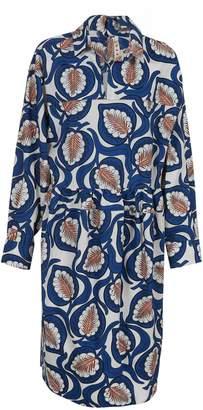 Marni Poplin St. Desert Dress
