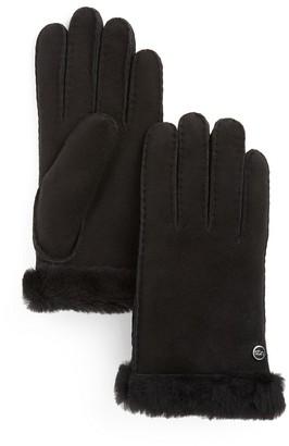 UGG® Australia Classic Carter Gloves $130 thestylecure.com