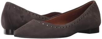 Frye Sienna Micro Stud Ballet Women's Slip on Shoes