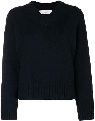 Pringle loose V-neck sweater