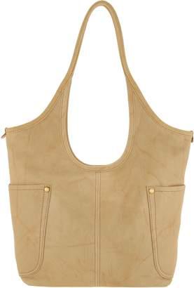 Frye Leather Campus Rivet Shoulder Bag